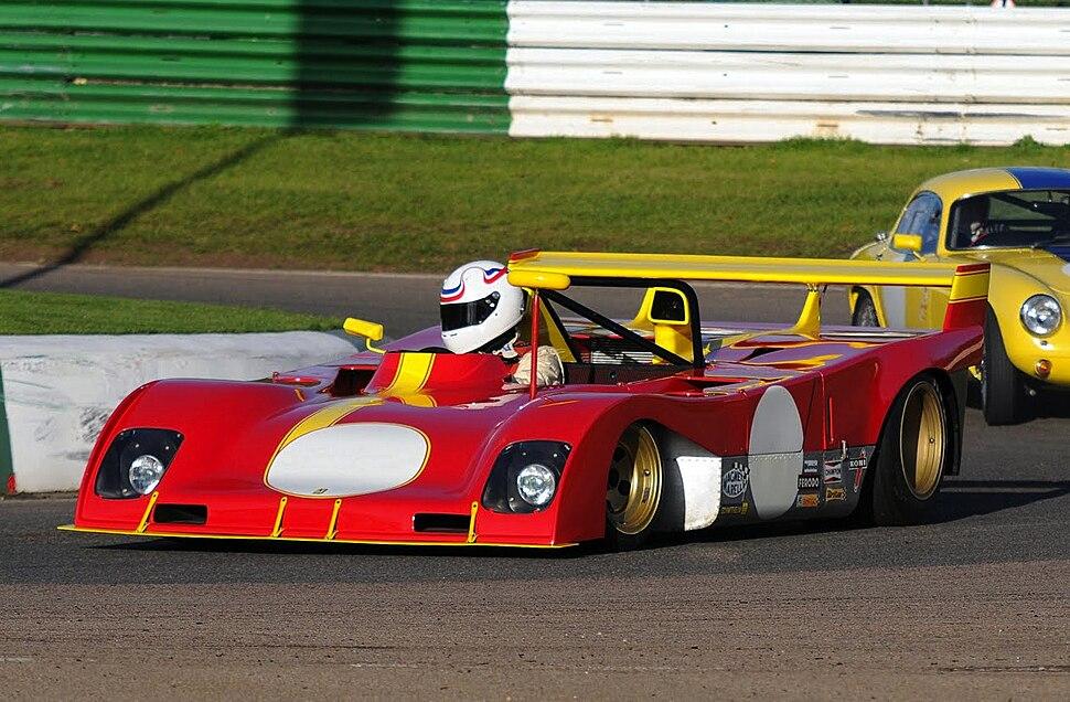 Ferrari 312PB Mallory Park