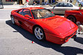 Ferrari 355 1998 F1 Berlinetta RSideFront Lake Mirror Cassic 16Oct2010 (14815437578).jpg