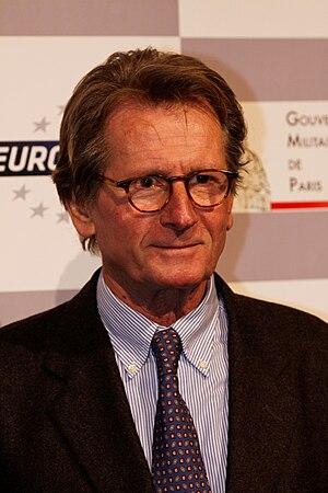 Jean-Pierre Jabouille - Jabouille in 2012
