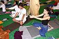Festival de kundalini yoga asana session in progress.jpg