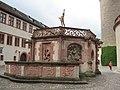 Festung Marienberg, Brunnenhaus, Außenansicht von Osten.jpg