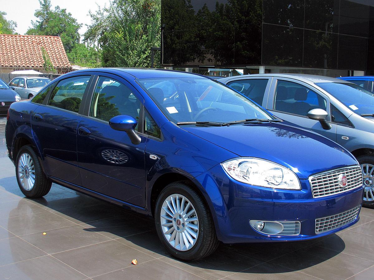 Fiat Linea Tyyppiviat