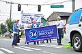 Fiestas Patrias Parade, South Park, Seattle, 2017 - 172 - Democratic Party activists.jpg