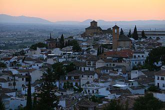 Granada - Albaicín