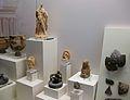 Figuretes del període hel·lenístic, Museu Arqueològic d'Olímpia.JPG
