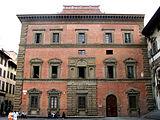 Palacio Budini Gattai, Florencia (1563-1574)