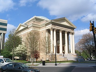 Religion in Atlanta - Image: First Church of Christ, Scientist (Atlanta, Georgia)