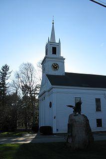 Hamilton Historic District (Hamilton, Massachusetts) United States historic place