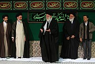 First Night of Fatimiyah Mourning Days in Imam Khomeini Husainiyah (13930111 0926039).jpg