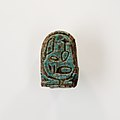 Fish Design Amulet Inscribed with the cartouche of Queen Ahmose Nefertari MET 26.7.125 EGDP017812.jpg