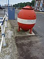 Fishermens Mission Donation Box, Esplanade, Weymouth (geograph 4557253).jpg