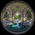 Fisheye lenses - Canon 8-15, Fin kashan-Iran عکاسی با لنز فیش آی 8-15 کانن، باغ فین کاشان.jpg