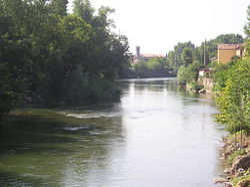 Река кьезе у сопрапонте