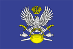Kotelnikovsky District - Image: Flag of Kotelnikovsky rayon (Volgograd oblast)