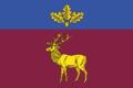 Flag of Olenevskoe (Volgograd oblast).png