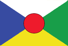 Flag of the Akha people.png
