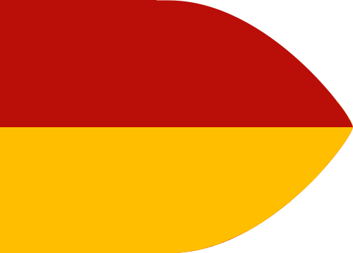 Flag of the Serbian Empire, bicolour, Hilandar