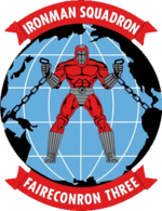Fleet Air Reconnaissance Squadron 3 (US Navy) insignia 2015.png