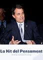 Flickr - Convergència Democràtica de Catalunya - Mas a la Nit del Pensament.jpg