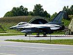 Fliegerhorst Neuburg Spottertag 2013 F-16 Niederlande.jpg