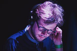 Machinarium - Tomáš Dvořák (Floex), composer of the soundtrack.