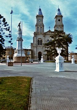 Plaza Asamblea & Cathedral of Florida