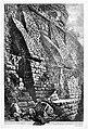 Focillon-Piranesi p0113-Fondations du mole d'Hadrien, Antichità, IV, pl 9.jpg