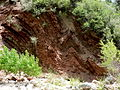 Folded Rock Layers at Taylor Creek Trail - Zion National Park.jpg