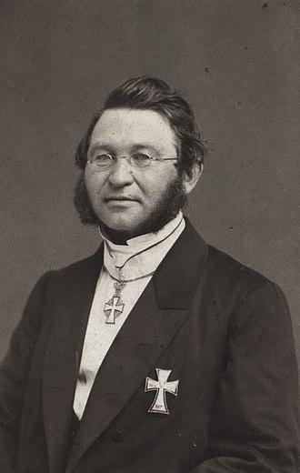 Christen Andreas Fonnesbech - Image: Fonnesbech
