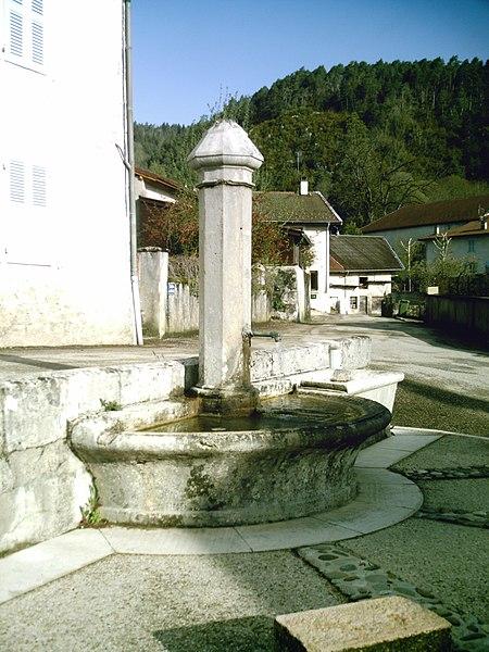 Fontaine de Volognat