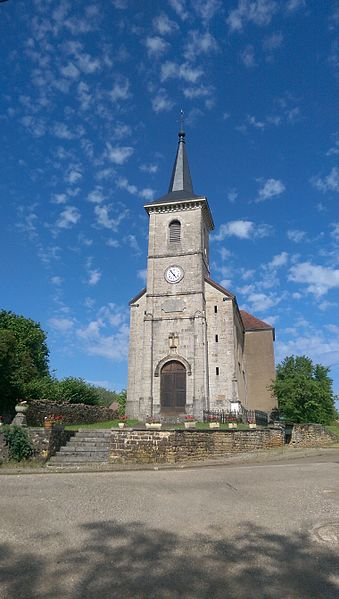 Église de Fontenelle-Montby