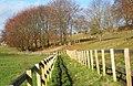 Footpath, Hurstbourne Tarrant - geograph.org.uk - 1061998.jpg