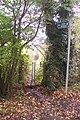 Footpath on Washneys Road - geograph.org.uk - 1575611.jpg