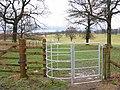 Footpath through the estate of Barlborough Hall - geograph.org.uk - 335214.jpg
