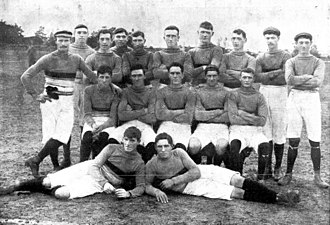 1908 VFA season - Footscray FC team, premiers