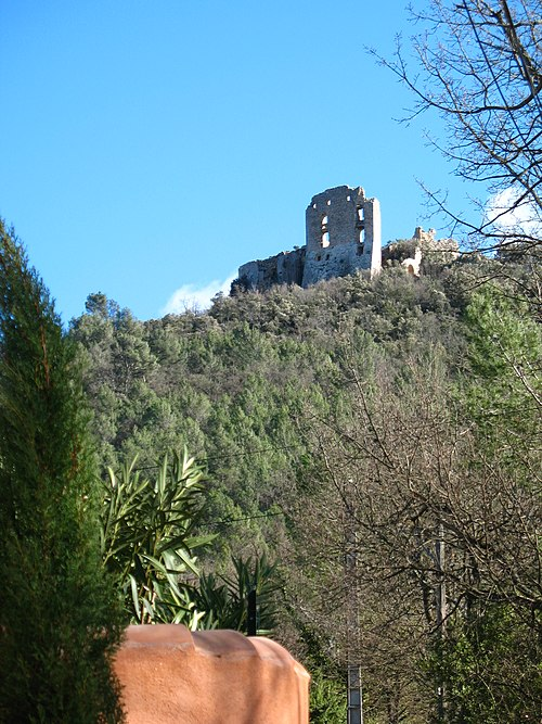 Photo - Château (ruines)
