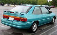 1999 ford escort hatchback