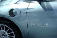 The Charging Port In Production Version Is Located On Left Front Fender Ford Used A Complete Electric