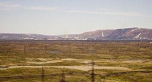 Norilsk - Landscape near Norilsk