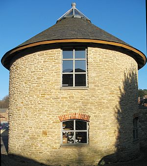 Frome - Former Wool Drying House, now part of The Black Swan Arts Centre