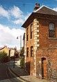 Former Gazebo, Town Walls, Shrewsbury - geograph.org.uk - 118346.jpg