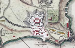 Fort Ticonderoga 1758 Restored