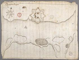 Fort de Pentagouet en 1670.jpg