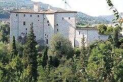 Fuerte Malatesta, Ascoli Piceno (1540-1543)