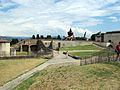 Forte belvedere, terazze sui bastioni 20.JPG