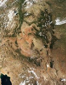 Colorado Plateau - Wikipedia