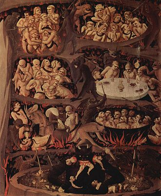 The Last Judgment (Fra Angelico, Florence) - Image: Fra Angelico 010