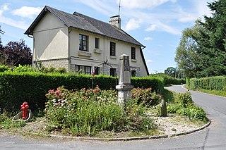 Auquainville Part of Livarot-Pays-dAuge in Normandy, France