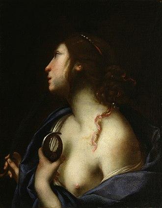Francesco Furini - St. Agatha, c. 1635–1645, Walters Art Museum, Baltimore, United States