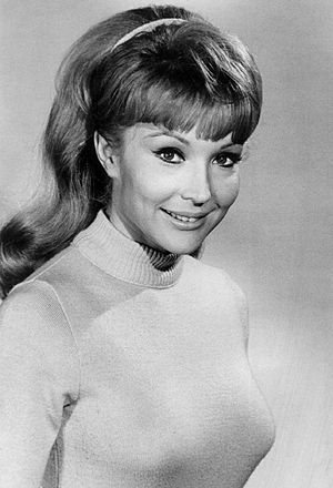Francine York - Francine York from a guest appearance on It Takes a Thief (1968).